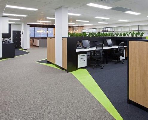 професионално почистен офис по абонамент